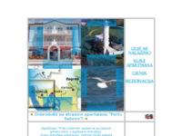 Frontpage screenshot for site: Apartmani Porto Salvore (http://www.inet.hr/~ljanko)