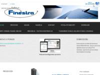 Slika naslovnice sjedišta: Proizvodno uslužni obrt Finestra (http://www.finestra.hr)
