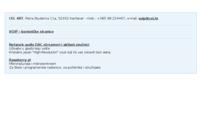 Slika naslovnice sjedišta: CEL art - web design, wap developer (http://www.cel.hr/)