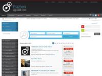 Frontpage screenshot for site: Glazbeni oglasnik (http://www.glazbeni-oglasnik.com/)