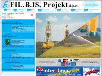 Frontpage screenshot for site: Filbis hidro-geo & projekt d.o.o. (http://www.filbis.hr)