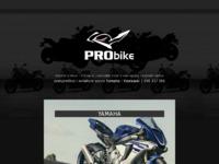 Slika naslovnice sjedišta: Pro bike d.o.o. (http://www.pro-bike.hr/)