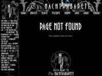 Slika naslovnice sjedišta: The Nachtkabarett-Marilyn Manson, umjetnost i okultno (http://www.nachtkabarett.com/croatian/)