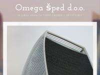 Slika naslovnice sjedišta: Omega Šped d.o.o. (http://www.omega-sped.hr)