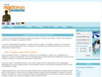 Frontpage screenshot for site: Agencija Mediteran (http://www.mediteran-losinj.eu)