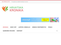 Slika naslovnice sjedišta: Makarska kronika (http://www.kronika.hr/)