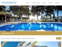 Frontpage screenshot for site: Apartmani na moru (http://www.adriaticvillas.com)