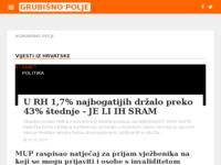 Slika naslovnice sjedišta: Grubišno Polje - Portal (http://grubisno-polje.net/)