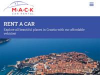 Slika naslovnice sjedišta: Rent a car Mack (http://www.mack-concord.hr)