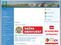 Slika naslovnice sjedišta: Brdovec (http://www.brdovec.hr/)