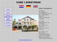 Slika naslovnice sjedišta: Apartmani Tomljenović (http://free-po.htnet.hr/Apartmans-Tomljenovic)