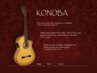 Slika naslovnice sjedišta: Konoba Web Design (http://www.konoba.com/)