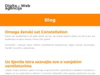 Slika naslovnice sjedišta: Digita d.o.o. (http://www.digita.com.hr)