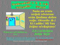Slika naslovnice sjedišta: Razredni odjel 2.b OŠ Mejaši - Split (http://free-st.htnet.hr/jvejic/)