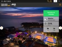 Slika naslovnice sjedišta: Croatia Open Umag (http://www.croatiaopen.hr)