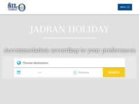 Frontpage screenshot for site: Šiloturist - Putnička agencija (http://www.siloturist.hr)