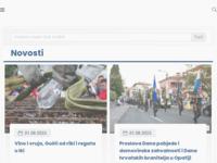 Slika naslovnice sjedišta: Stranice grada Opatije (http://www.opatija.hr/)