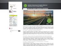 Slika naslovnice sjedišta: Sindikat infrastrukture Hrvatskih željeznica (http://www.sihz.hr)