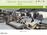 Slika naslovnice sjedišta: Pansion Bijela Ruža - Ravna Gora (http://www.bijela-ruza.hr)