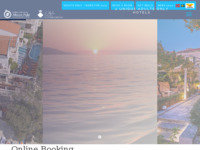 Frontpage screenshot for site: Hotel Marco Polo - Gradac (http://www.hotel-marcopolo.com)