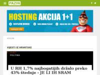 Slika naslovnice sjedišta: Internet portal grad Pazin (http://grad-pazin.net/)