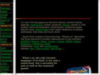Slika naslovnice sjedišta: What's on Kvarner (http://www.appleby.net/whatson.html)