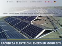 Frontpage screenshot for site: Izrada i prodaja elektro-ormara, elektro-ormarića. (http://www.work-ing.hr)