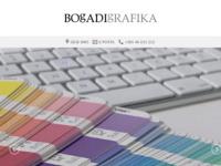 Slika naslovnice sjedišta: Bogadi grafika, Koprivnica (http://www.bogadigrafika.hr/)