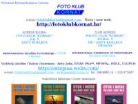 Slika naslovnice sjedišta: Foto klub Kornat, Kukljica (http://free-zd.htnet.hr/kornat/)