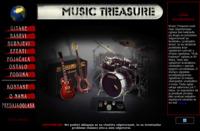 Slika naslovnice sjedišta: Music treasure (http://www.inet.hr/~vbirimis/INDEX.htm)