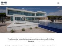 Frontpage screenshot for site: Kamen Pazin (http://www.kamen-pazin.hr/)