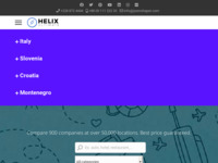 Frontpage screenshot for site: Apartmani Mladenka (http://www.adriatic-accommodation.com/)