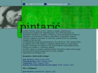 Frontpage screenshot for site: Krešimir Pintarić - mrežne stranice (http://www.kresimirpintaric.com/)
