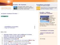 Frontpage screenshot for site: Otok Pag (http://www.kroatien-links.de/insel-pag.htm)