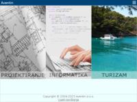 Slika naslovnice sjedišta: Aventin informatika (http://www.aventin.hr/)