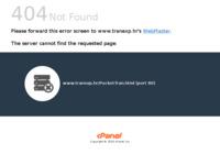 Frontpage screenshot for site: PocketTran-prevoditelj i rječnik (http://www.tranexp.hr/PocketTran.html)
