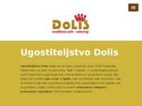 Frontpage screenshot for site: Dolis ugostiteljstvo (http://www.dolis-ugostiteljstvo.biz.hr)