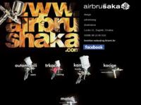 Slika naslovnice sjedišta: Airbrush Šaka Design (http://www.airbrushaka.com/)