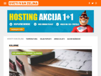 Slika naslovnice sjedišta: Internet portal grad Sveti Ivan Zelina (http://sveti-ivan-zelina.net/)