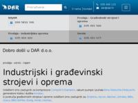 Slika naslovnice sjedišta: Dar d.o.o. - Slavonski brod (http://www.dar.hr/)