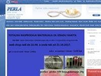 Slika naslovnice sjedišta: Perla nakit (http://www.perla-nakit.hr/)