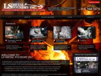 Slika naslovnice sjedišta: L.S. Metal Foundry Inc. (http://www.lsmetal.com/)