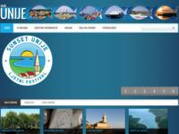 Frontpage screenshot for site: Otok Unije (http://www.otok-unije.com)
