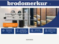 Slika naslovnice sjedišta: Brodomerkur d.d. (http://www.brodomerkur.hr/)