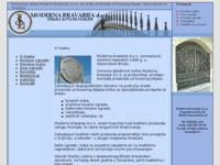 Slika naslovnice sjedišta: Moderna bravarija d.o.o. (http://www.moderna-bravarija.hr/)