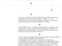 Frontpage screenshot for site: Meštrov uvoz - izvoz d.o.o. (http://www.mestrov.hr)