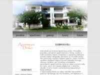 Slika naslovnice sjedišta: Apartmani Dinko - Privatni smještaj u Turnju (http://apartmentsdinko.orgfree.com)