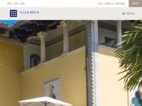 Slika naslovnice sjedišta: turisticke informacije i smjestaj u podrucju Lovrana (http://www.lovranske-vile.com)