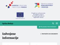 Slika naslovnice sjedišta: Bednja (http://www.bednja.hr/)