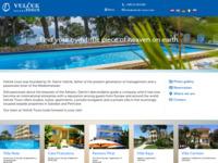 Slika naslovnice sjedišta: Velček Tours - Petrčane, Dalmacija, Hrvatska (http://www.velcek-tours.com/)